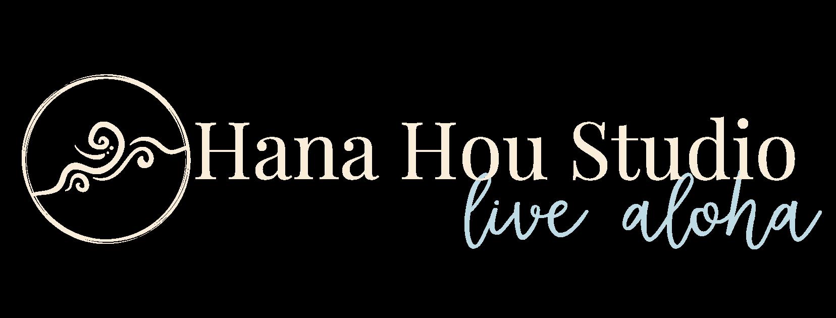 Hana Hou Studio